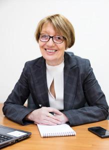 Françoise Roigt de l'Immobilière de Vaires