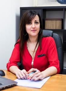 Nadia Bosio de l'Immobilière de Vaires
